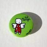 Badge - Petit ange