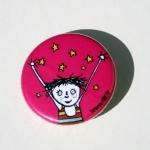 Badge - Lili Rose