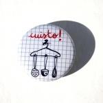 Badge - Cuisto !