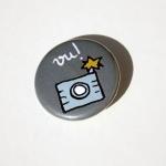 Badge - Vu !