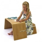 Table basse Transformable - Kids Oak Embrace