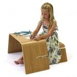 Table basse Transformable - Kids Oak Embrace