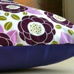 Coussin - Bloom Lilac