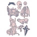 Tatouage Tink OLIVIER KOSTA-THEFAINE - Sans Titre