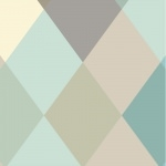 Lé de papier peint - D062013 - Guenièvre