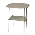 Petite table d'appoint - Layer Gris