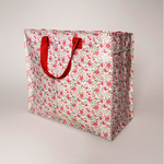 Grand sac de rangement - Fleurs