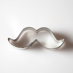 Emporte pieces Moustache