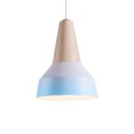 Lampe Supension Eikon Métal Tie and Dye - Bleu