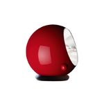 EYE LIGHT - Lampe design LED et bakelite - Rouge