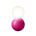 Lampe de table Ball Lamp LT 127 S - Rose
