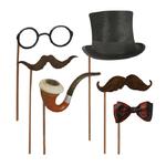 Accessoires Photo Props Gentleman
