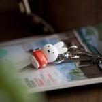 Porte clé Miffy Orange