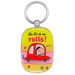 Porte clés - Les clés de ma Rolls