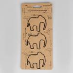 Trombone Eléphant - Lot de 3