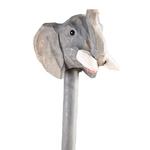 Crayon Elephant