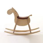 Cheval à bascule bois - PARIPA MAXI