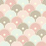 Lé de papier peint - WJAP02 - Collection japonisante - Zenji