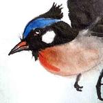 Lé de papier peint - WJAP08 - Collection Japonisante - Aïko