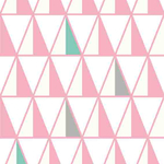 Lé de papier peint -PDN1406008R - Collection scandinave - Alexandra