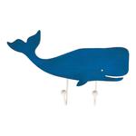 Porte manteau mural Baleine