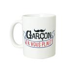 Mug Garçon s'il vous plait