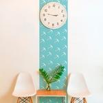 Lé de papier peint - 7030 - Seabirds bleu