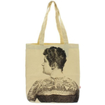 Tattoo Lady Tote Bag