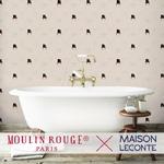 Rouleau de papier peint - 9029 - Coup de chapeau - Moulin Rouge