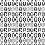 Lé de papier peint - ANA1509027R – Collection Anna Clara – Visages