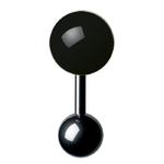 Boutons de manchette - Cufflinks BM 12 – Noir