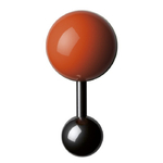 Boutons de manchette - Cufflinks BM 15 – Orange