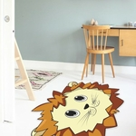Tapis vinyle enfant Roi de la Jungle