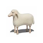 Mouton blanc - Tabouret design - Hanns Peter Krafft