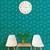 rouleau-papier-peint-seabird-vert maison leconte