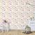 Le-de-papier-peint-chambre-enfant-fleurs-oiseaux