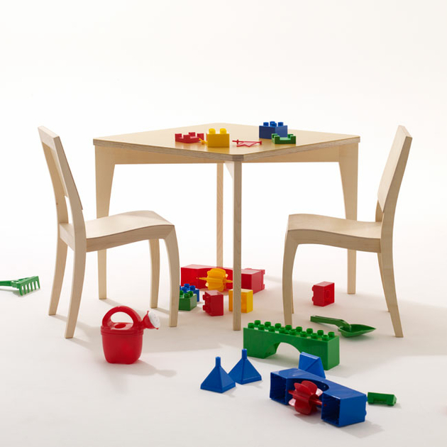 Table enfant sixkid by sixay furniture enfants mobilier for Mobilier enfant