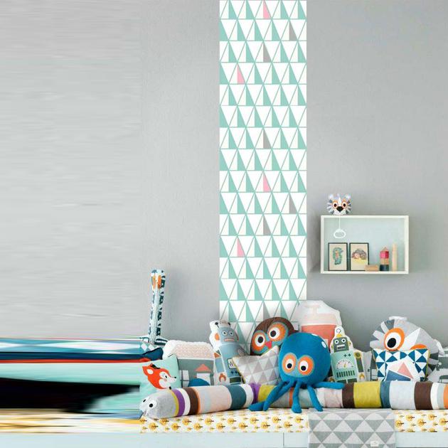 Le Papier Peint Pdn1406007r Scandinave Yves Designfromparis