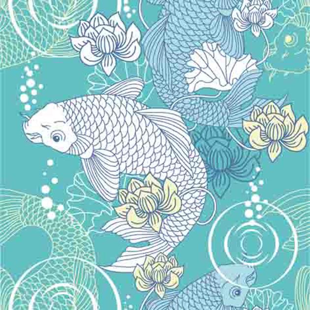 l de papier peint wjap23 collection japonisante qi papier peint design papier peint l. Black Bedroom Furniture Sets. Home Design Ideas