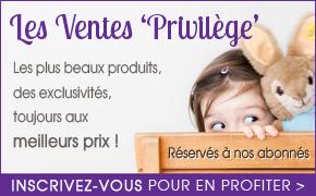 Ventes-privilege