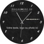 Horloge ronde 22 cm