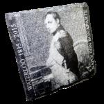 Napoléon 01 sur ardoise 10 x 10 cm
