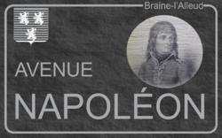 Woo avenue Napoléon