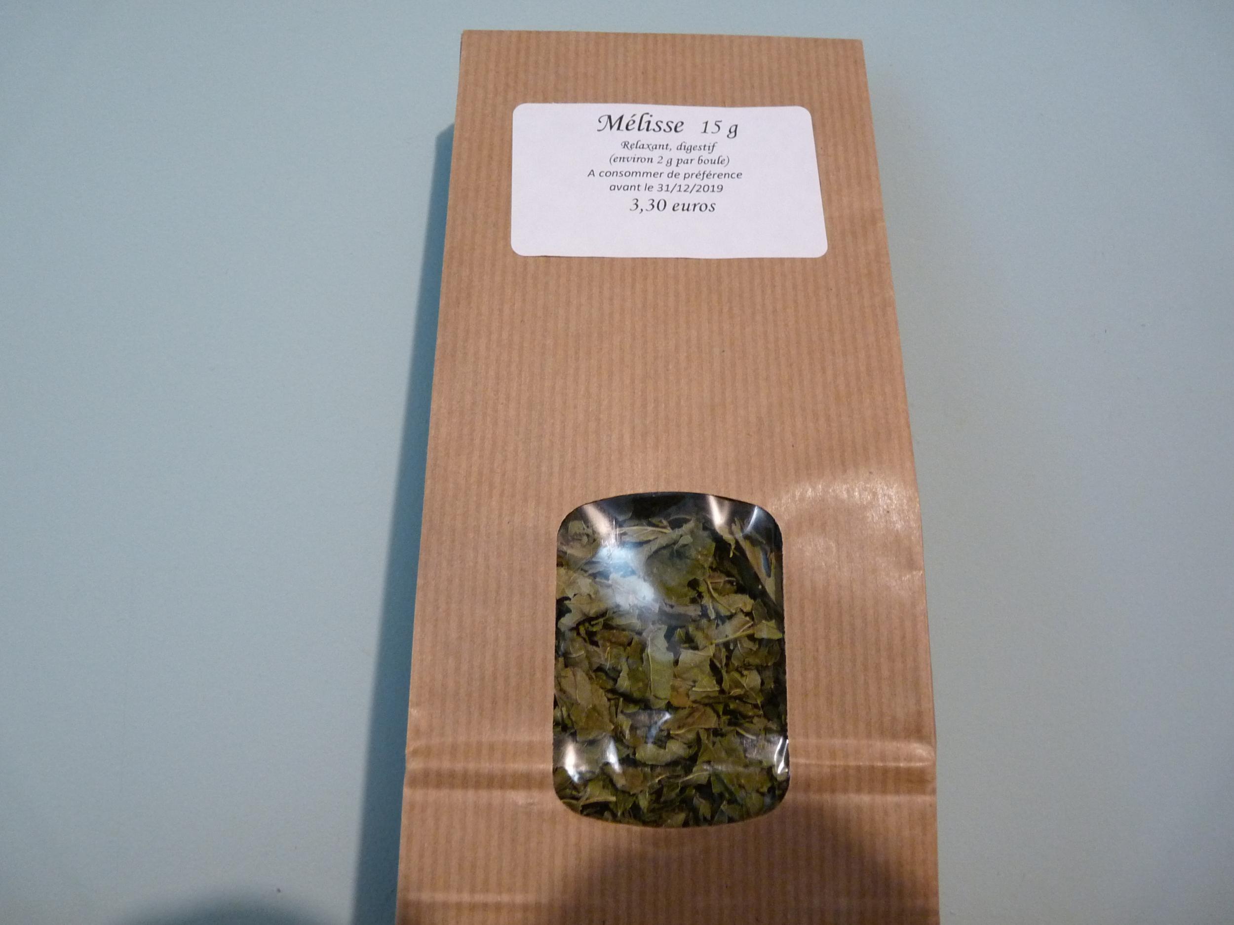 MELISSE 15 g