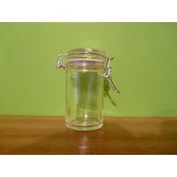 LOT DE 3 FLACONS ( en verre avec étiquettes vierges )100 ml