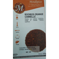 ROOIBOS ORANGE CANNELLE 100 g