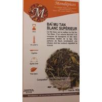 THE BAI MU TAN BLANC SUPERIEUR 40 g