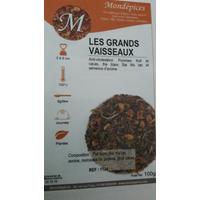 LES GRANDS VAISSEAUX 100 g