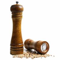 Moulin en bois manuel pratique et fiable