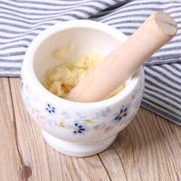 Mortier en céramique idéal pour épices sels poivres